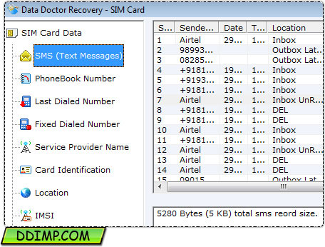 sim card recovery software free download